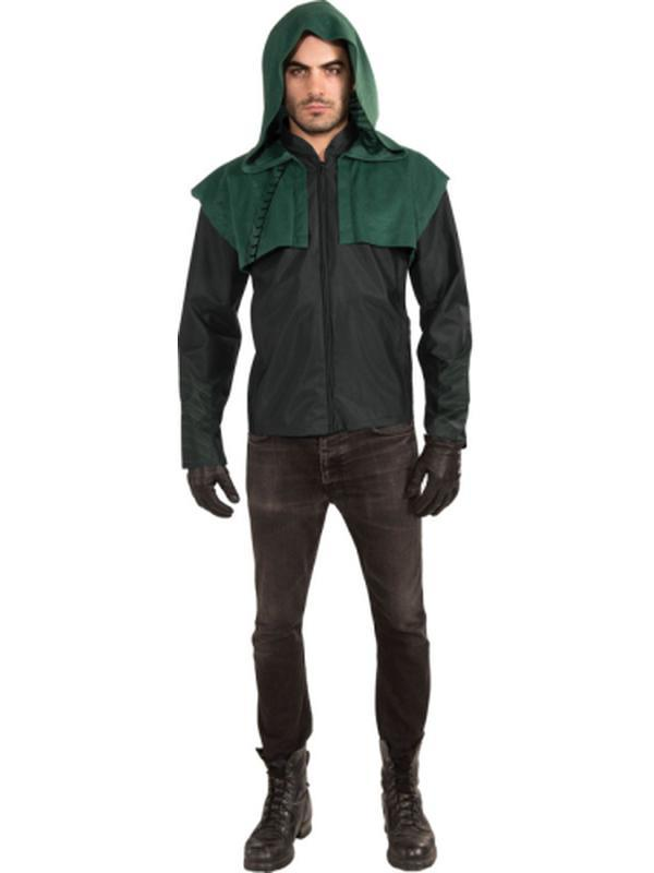 Arrow Adult Deluxe - Size Xl-Costumes - Mens-Jokers Costume Hire and Sales Mega Store