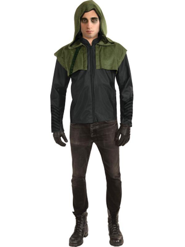 Arrow Deluxe Costume - Size Teen-Costumes - Mens-Jokers Costume Hire and Sales Mega Store
