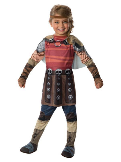 Astrid Deluxe Costume - Size S-Costumes - Girls-Jokers Costume Hire and Sales Mega Store