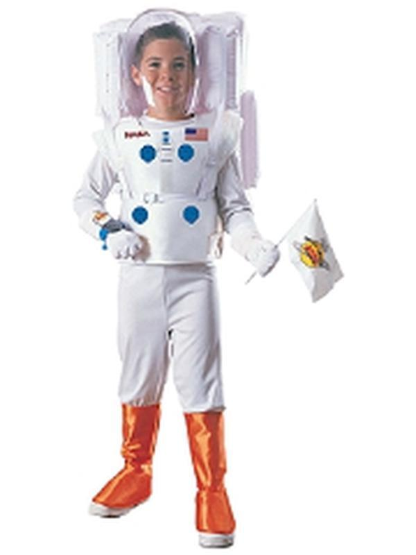 Astronaut Deluxe Child Costume - Size S-Costumes - Boys-Jokers Costume Hire and Sales Mega Store