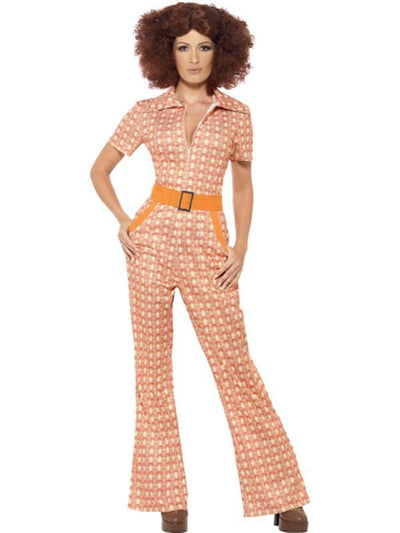 Authentic 70s Chic Costume-Costumes - Women-Jokers Costume Hire and Sales Mega Store