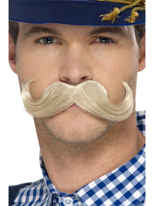 Authentic Bavarian Oktoberfest Moustache-Beards and Moustaches-Jokers Costume Hire and Sales Mega Store
