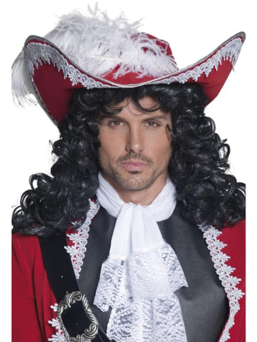 Authentic Pirate Hat-Hats and Headwear-Jokers Costume Hire and Sales Mega Store