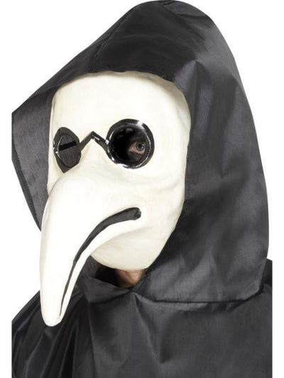 Authentic Plague Doctor Mask-Jokers Costume Mega Store