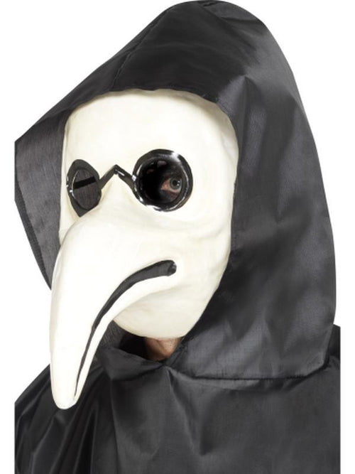 Authentic Plague Doctor Mask-Masks - Halloween-Jokers Costume Hire and Sales Mega Store