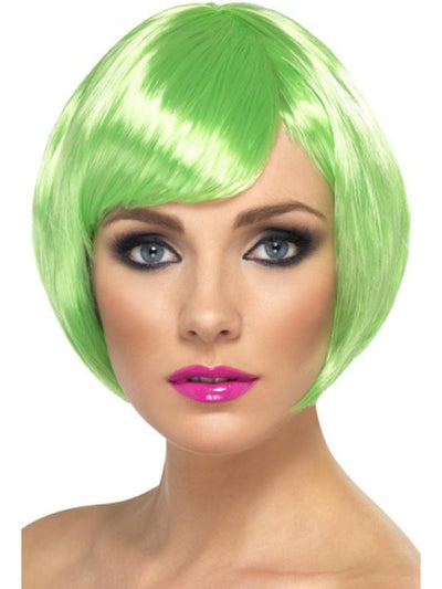 Babe Wig - Green-Jokers Costume Mega Store