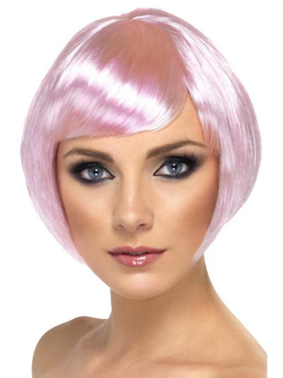 Babe Wig - Pink-Wigs-Jokers Costume Hire and Sales Mega Store