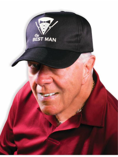 Bachelor Hat - Best Man-Hats and Headwear-Jokers Costume Hire and Sales Mega Store