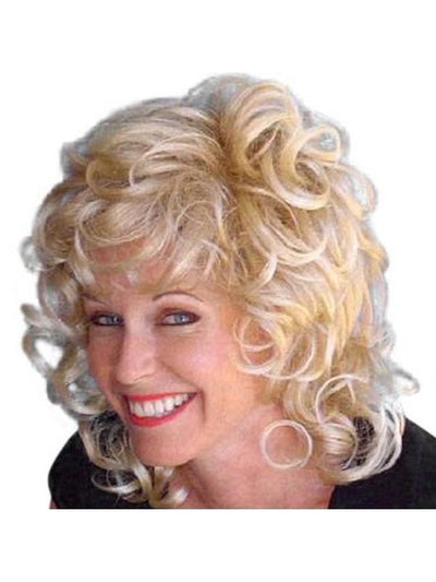 Bad Sandy Grease Wig-Wigs-Jokers Costume Hire and Sales Mega Store