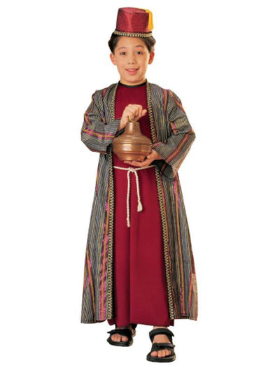 Balthazar Child - Size S-Costumes - Boys-Jokers Costume Hire and Sales Mega Store