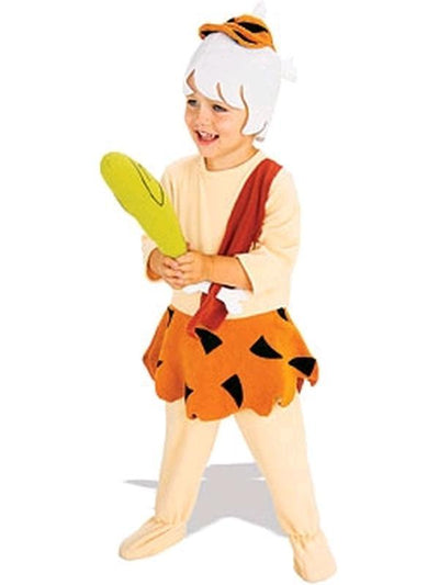 Bamm Bamm Flintstones Deluxe Costume - Size M-Costumes - Boys-Jokers Costume Hire and Sales Mega Store