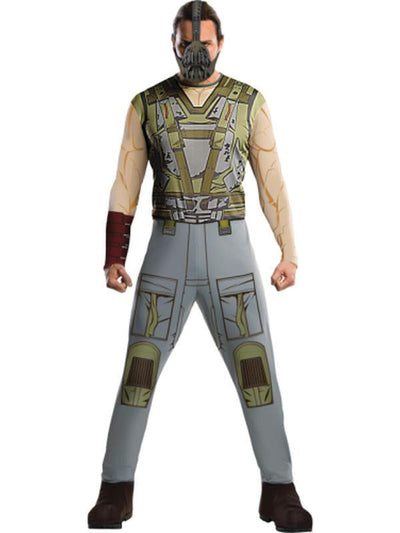 Bane Adult - Size L-Costumes - Mens-Jokers Costume Hire and Sales Mega Store