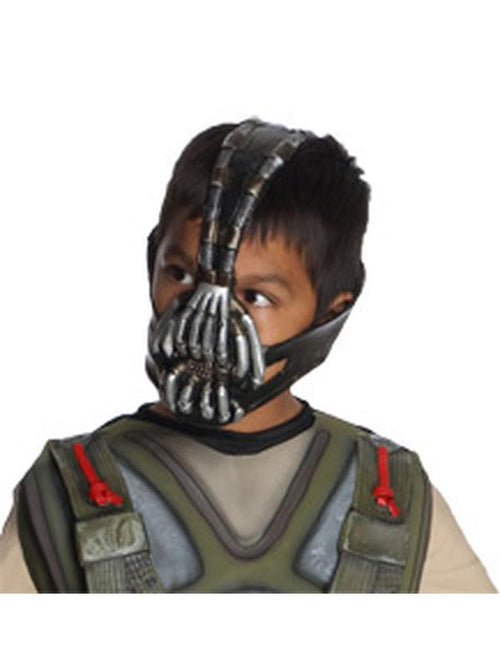 Bane Child Mask-Masks - Basic-Jokers Costume Hire and Sales Mega Store