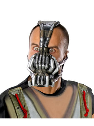 Bane Mask-Masks - Latex-Jokers Costume Hire and Sales Mega Store