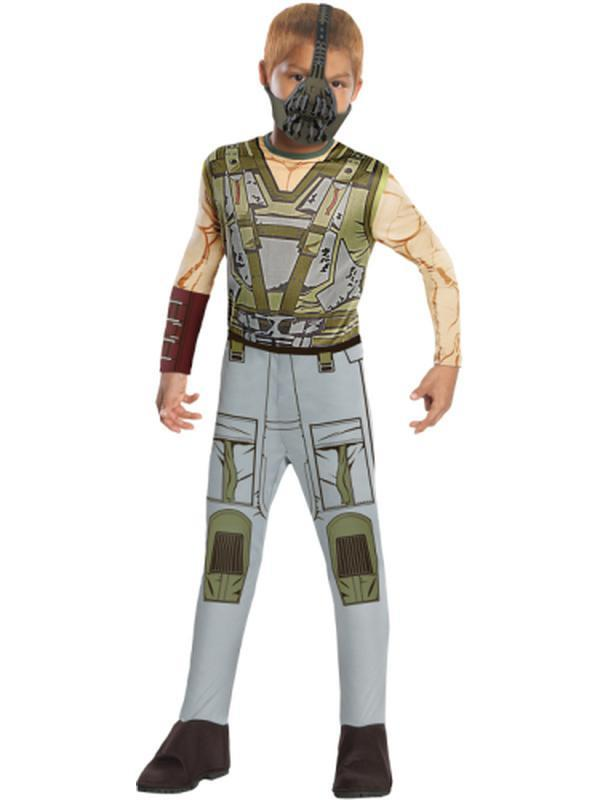 Bane - Size L-Costumes - Boys-Jokers Costume Hire and Sales Mega Store