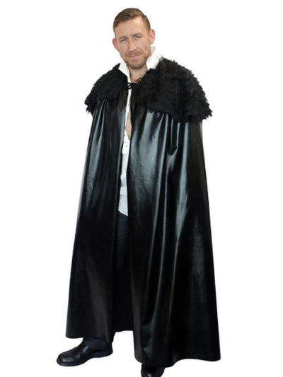 Barbarian Cape - GOT Style-Costumes - Mens-Jokers Costume Hire and Sales Mega Store
