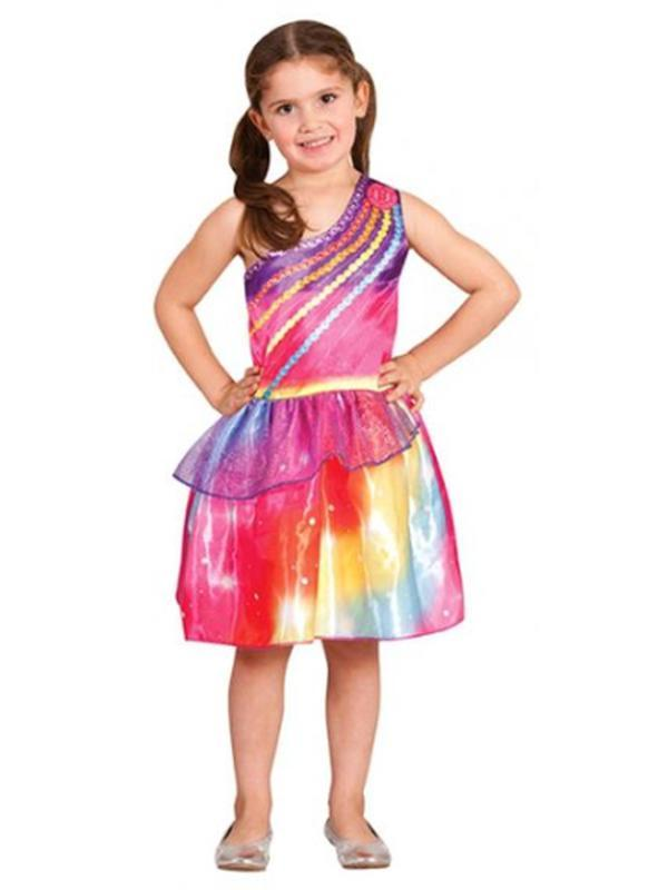 Barbie Dreamtopia Costume - Size 4-6.-Costumes - Girls-Jokers Costume Hire and Sales Mega Store