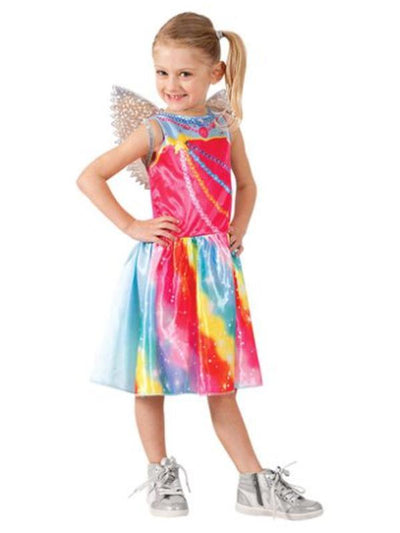 Barbie Fairy Costume - Size 4-6-Costumes - Girls-Jokers Costume Hire and Sales Mega Store