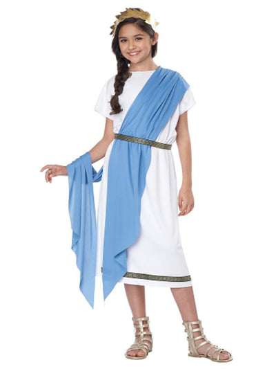 BASIC TOGA/CHILD-Costumes - Girls-Jokers Costume Hire and Sales Mega Store