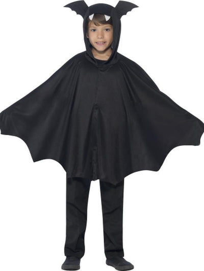 Bat Cape-Costumes - Boys-Jokers Costume Hire and Sales Mega Store