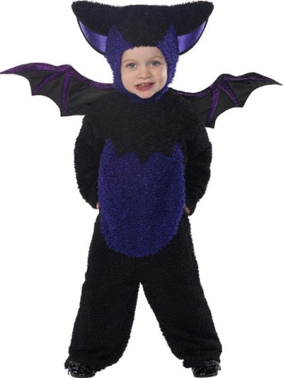 Bat Costume-Costumes - Boys-Jokers Costume Hire and Sales Mega Store