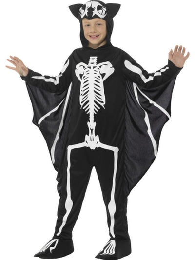 Bat Skeleton Costume-Costumes - Boys-Jokers Costume Hire and Sales Mega Store