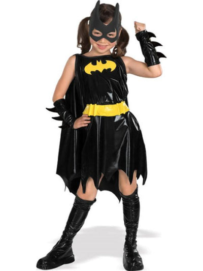 Batgirl Child - Size S-Costumes - Girls-Jokers Costume Hire and Sales Mega Store