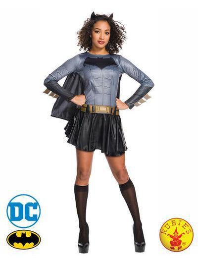 BATGIRL COSTUME - SIZE M-Costumes - Women-Jokers Costume Hire and Sales Mega Store
