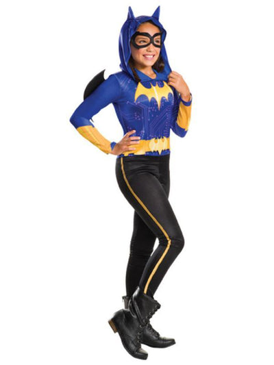 Batgirl Dcshg Classic - Size 3-5-Costumes - Girls-Jokers Costume Hire and Sales Mega Store