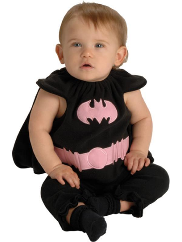 Batgirl Deluxe Child - Size 0-6 Months-Costumes - Girls-Jokers Costume Hire and Sales Mega Store
