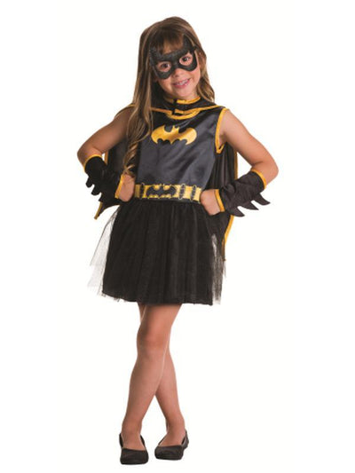 Batgirl - Size Toddler-Costumes - Girls-Jokers Costume Hire and Sales Mega Store