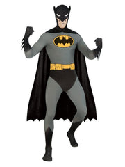 Batman 2Nd Skin Suit - Size Xl-Jokers Costume Mega Store