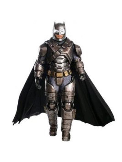 Batman Armoured Collector'S Edition - Size Xl-Costumes - Mens-Jokers Costume Hire and Sales Mega Store