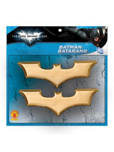 Batman Batarangs-Costume Accessories-Jokers Costume Mega Store