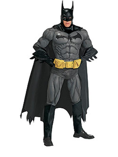 Batman Collector'S Edition - Size Std-Costumes - Mens-Jokers Costume Hire and Sales Mega Store