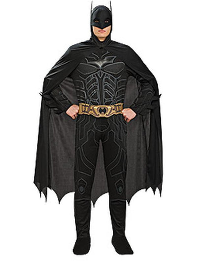 Batman Dark Knight Adult - Size M-Costumes - Mens-Jokers Costume Hire and Sales Mega Store