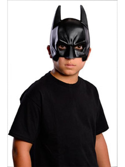 Batman Dark Knight Child Mask-Masks - Basic-Jokers Costume Hire and Sales Mega Store