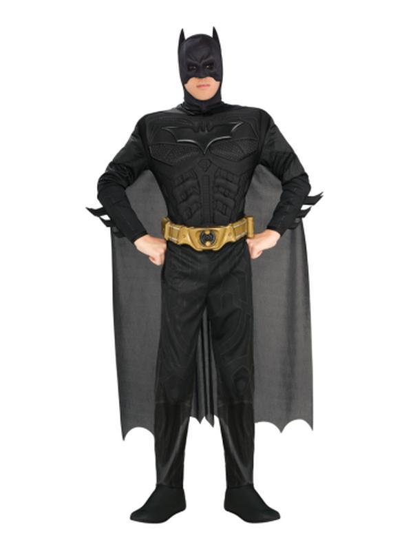 Batman Dark Knight Rises Deluxe - Size Xl-Jokers Costume Mega Store