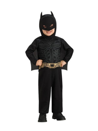 Batman Dark Knight Rises - Size 6-12 Months-Costumes - Boys-Jokers Costume Hire and Sales Mega Store