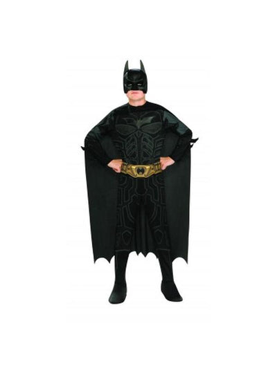 Batman Dark Knight Tween Costume - Tween Std-Costumes - Boys-Jokers Costume Hire and Sales Mega Store