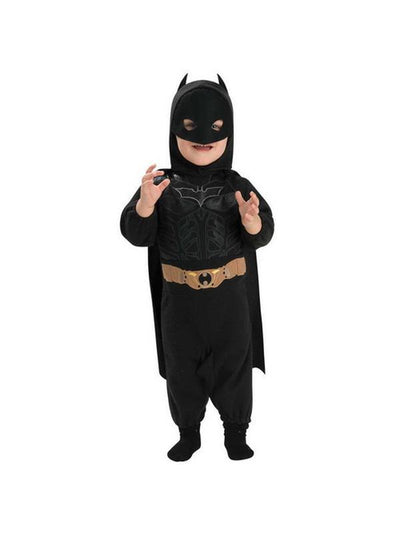 Batman Dark Night - Size 0-6 Months-Costumes - Boys-Jokers Costume Hire and Sales Mega Store