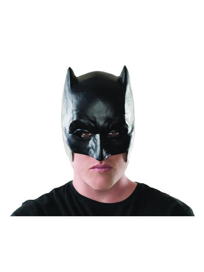 Batman Dawn Of Justice Adult 1/2 Mask-Masks - Basic-Jokers Costume Hire and Sales Mega Store