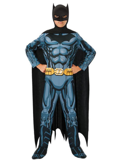 Batman Dc Classic - Size S-Costumes - Boys-Jokers Costume Hire and Sales Mega Store