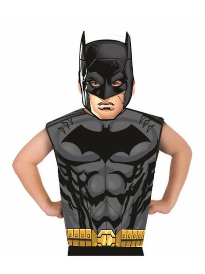 Batman Dc Comics Party Time - Size 3-6-Costumes - Boys-Jokers Costume Hire and Sales Mega Store