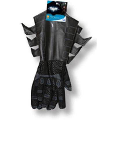 Batman Gauntlets Adult-Armwear-Jokers Costume Hire and Sales Mega Store