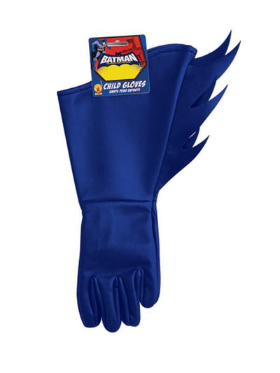Batman Gloves Child-Armwear-Jokers Costume Hire and Sales Mega Store