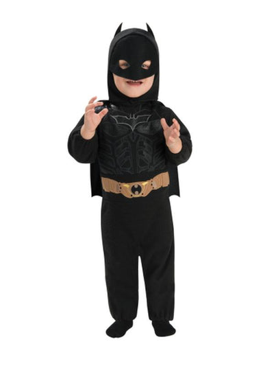 Batman - Size 6-12 Months (Was 885705)-Costumes - Boys-Jokers Costume Hire and Sales Mega Store
