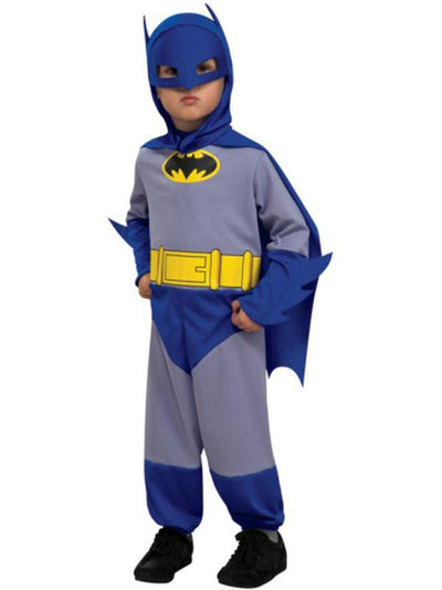 Batman - Size Toddler-Costumes - Boys-Jokers Costume Hire and Sales Mega Store