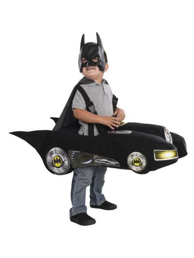 Batmobile Costume - Size Toddler-Costumes - Boys-Jokers Costume Hire and Sales Mega Store