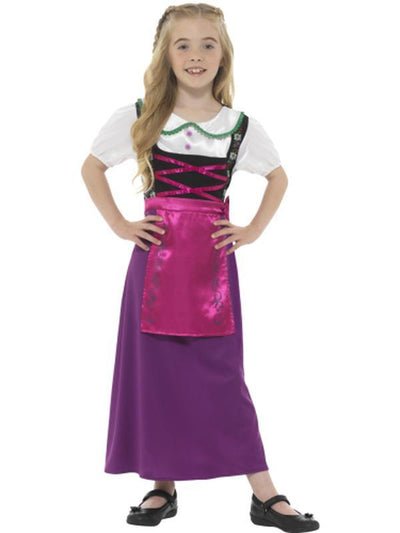 Bavarian Princess Costume-Costumes - Girls-Jokers Costume Hire and Sales Mega Store